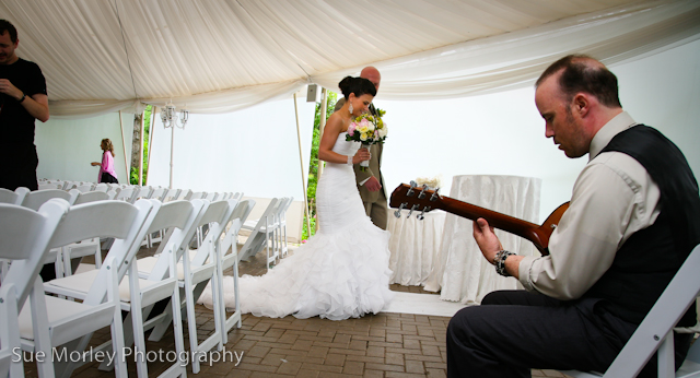 Wedding Guitarist Toronto Peterborough Niagara Ceremony Music