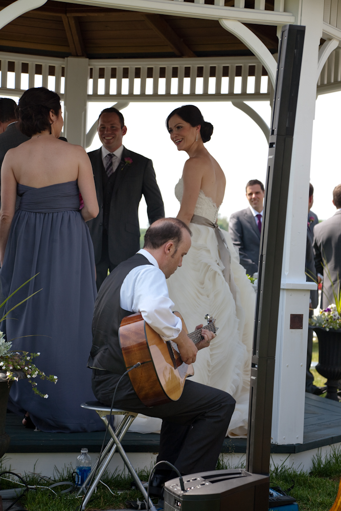 wedding guitarist toronto peterborough niagara ceremony guitar