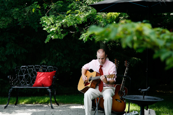 wedding guitarist toronto, niagara, new york city, ottawa, naples, ceremony, guitar