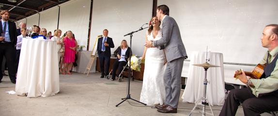 Evergreen Brick Works Wedding Pictorial