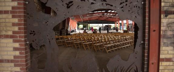 Wedding guitar gallery update – Evergreen Brickworks.