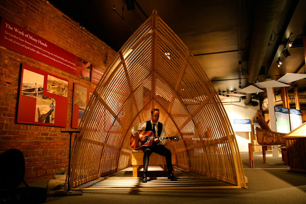 wedding guitarist toronto muskoka ottawa niagara new york city ceremony guitar Jake Dudas Music