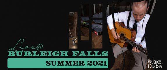 LIVE every Friday @ the Burleigh Falls Inn.